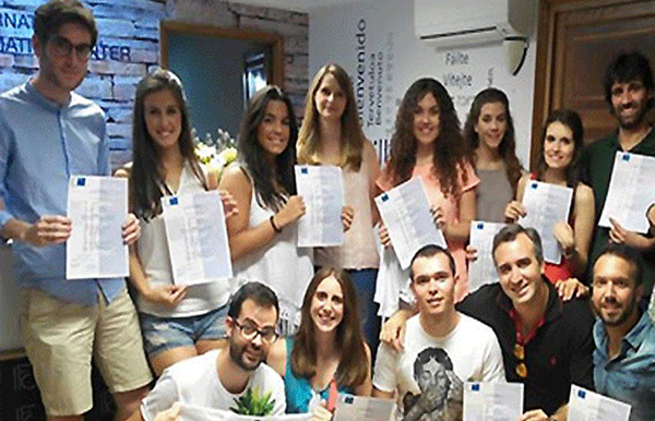 IF Center Academy es una academia de idiomas en Madrid España