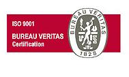 IFCenter Academy: Colaboraciones y certificados. Logo ISO 9001